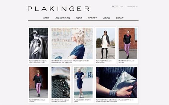 Plakinger Online Shop | Johannes Link